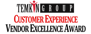 Recognition for Customer Experience Excellence