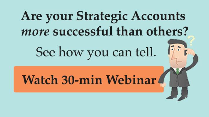 Understanding Strategic Accounts Webinar